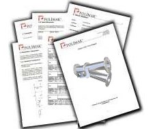 Akış kontrol vanaları katalog Vana klepe broşür teknik döküman