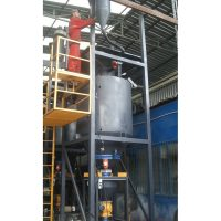 Activated carbon injection system