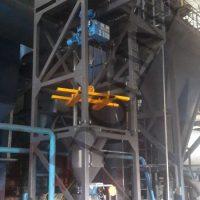 Pneumatic transfer systems big bag unloaders powder transfer