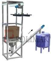 FIBC Bulk bag emptying systems
