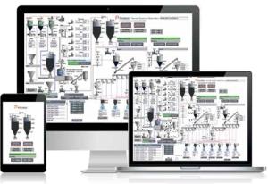 Endüstri 4.0 yazılım scada veri toplama kestirimci bakım