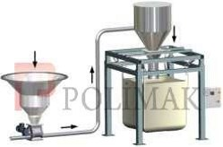FIBC Big bag filling system
