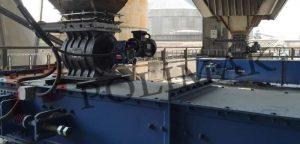 Yıldız BEsleyiciler zincirli konveyör ESP tozu transfer