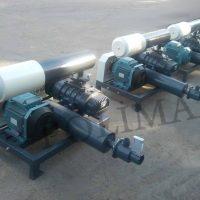 Hava körüğü paketleri blower paket sistemleri