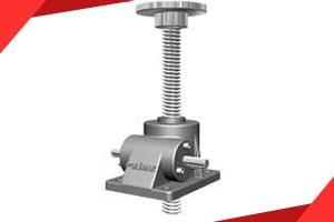 Spindelhubgetriebe, Linearmotor, Linearantrieb (linear actuator), screw jack, mechanishe Hubgetriebe