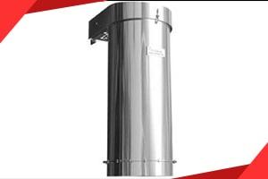 Für Silos Geruch und Rauch aus dem Raum isolieren und filtern