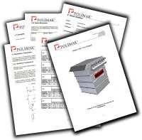 Jet Pulse Filtre Katalog Broşür