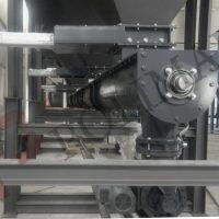 Tozsuzlaştırma jet pulse filtre helezon konveyör