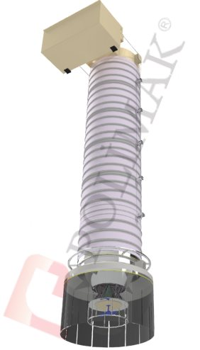 Kamyon ve silobas yükleme körüğü çift fonksiyonlu kombine yükleme sistemi