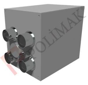 Rotating-Tube-Selector-Multiport-Diverter-Valves