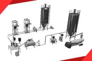 Rohstoffautomation, Schüttgutautomatisierung,Schüttgutstechnik