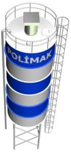Silo control and safety system