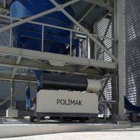 Silo boşaltma toz granül besleme hava körüğü pompa blower