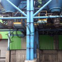 Dökme Hammadde siloları silobas yükleme körükleri