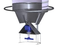 Silobas dolum teleskopik şutu ve körüğü seviye şalteri kamyon yükleme körükleri seviye sensörü