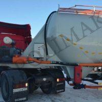 Silobas kompresör hava körüğü blower silo dolum