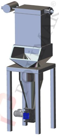 Torba Açma Boşaltma İstasyonu Hammadde Tartım Dozajlama Sistemleri