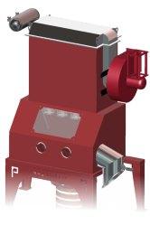 Torba Bozma Açma ve boşaltma sistemi fan jet filtre toz toplama eldiven gözetleme camı hava jeti