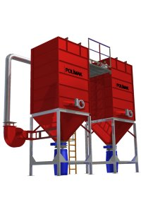 Dust Collector Jet Bag Filter