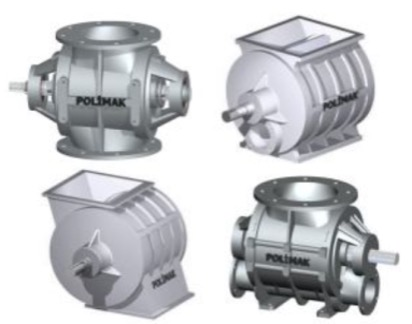 different types rotary valve different kinds of rotary airlock various types of rotary feeder